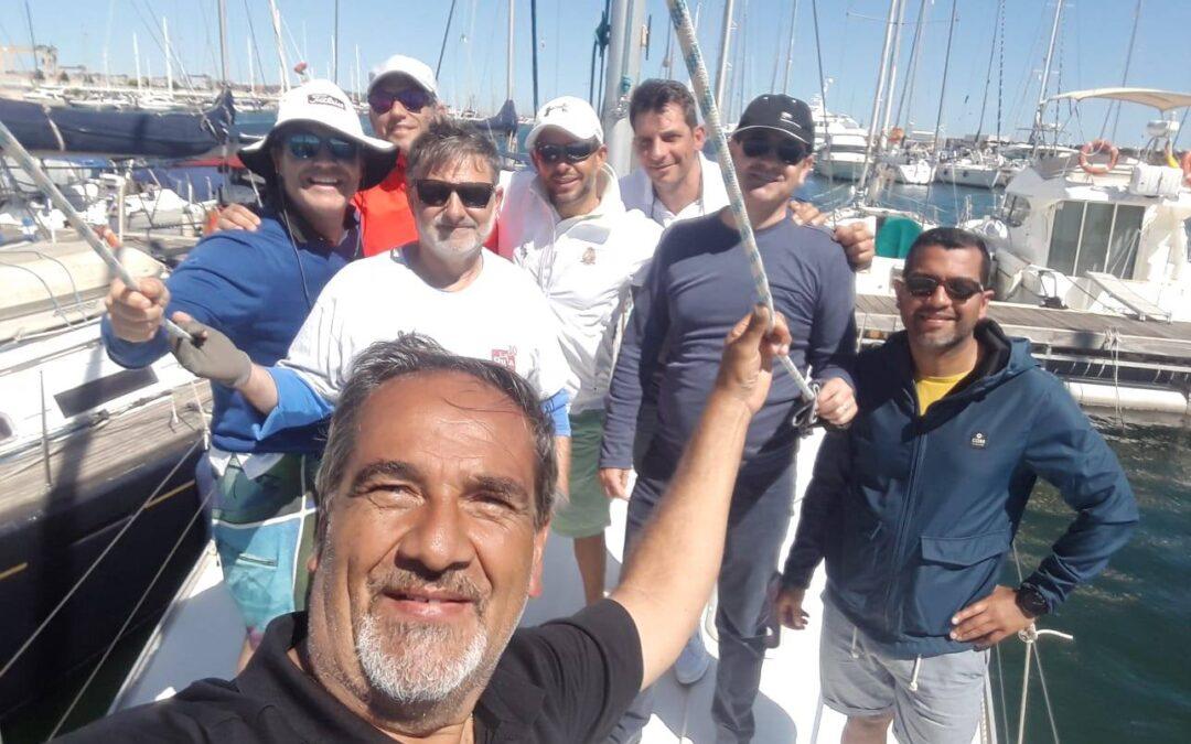 48 horas aprendiendo y navegando